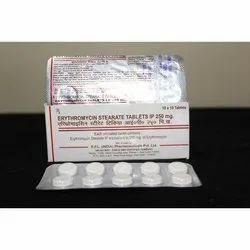 Erythromycin Tablets 250 Mg