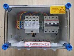 Solar ACDB Panels