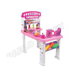 Kitchen Toy Play Set - Kids Toys