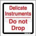 150454 Caution Sticker - Delicate - Do Not Drop