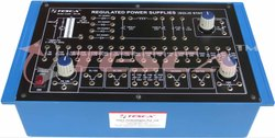 Regulated Power Supplies Trainer