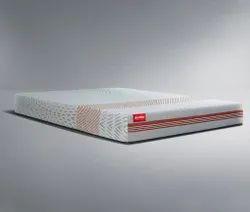 Cream Memory Foam Mattress, Size/Dimension: 75 X 36 X 8, Thickness: 8 Inches