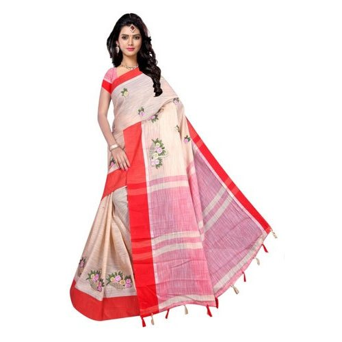 a3b3e56f8a Casual Wear Sequins Work Saree at Rs 700 /piece   Surat   ID ...