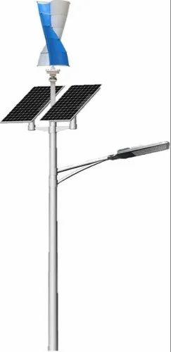 ELITE-S 20W Solar Wind Street Light System