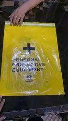 Ppe kit packaging bags