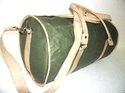 Vintage Canvas Travel Bag