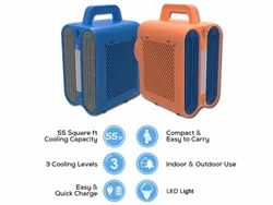 Coolingstyle - Portable Air Conditioner, Coil Material: Copper