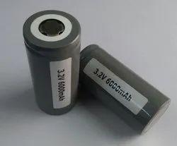 3.2v 6000 MAh Lithium-Ion Phosphate Battery