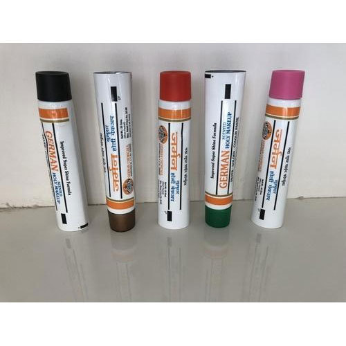 Holi Color Packaging Tube