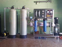 2000 LPH DM Water Plant