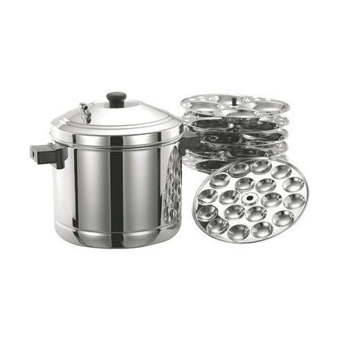 bd0c3f4534b Stainless Steel Idli Cooker