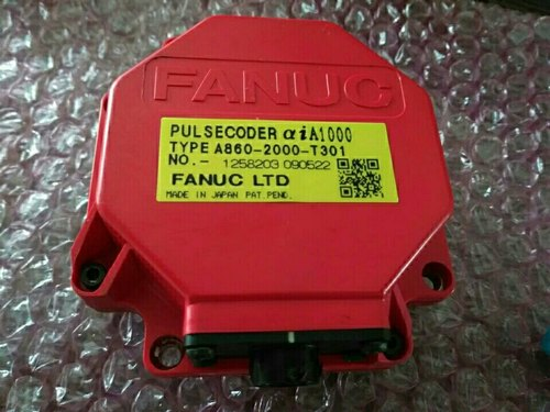 Fanuc Absolute Encoder - BiA128 Fanuc A860-2020-T301 Encoder