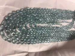 Aquamarine Semi Precious Stone Bead