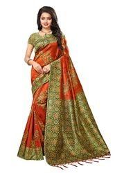 Mysore Silk With Jalar Saree