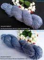 Recycled Sari Silk Yarn Solid Color