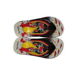 Kids Rubber Slippers, Size: 11 to 13