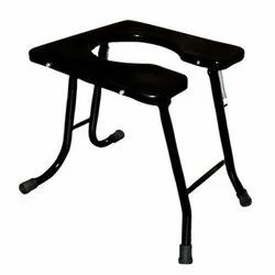 Spring Square Commode Stool