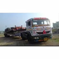 TATA Full Low Bed Trailer Service, Model Name/Number: 2923