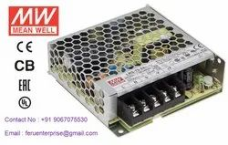 Meanwell 24VDC 3.2A Power Supply