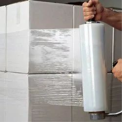 LDPE Roll Stretch Film, Packaging Type: Roll