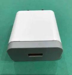 White Single USB Mobile Charger -5V DC,3Amp
