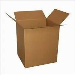 Rectangle Brown 5 Ply Corrugated Box, Weight Holding Capacity (Kg): 11 - 25 Kg, Size(LXWXH)(Inches): Standred
