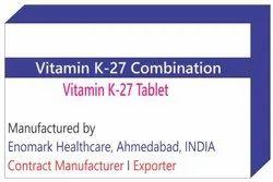 Vitamin K-27 Tablet
