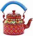 Metal Tea Kettle