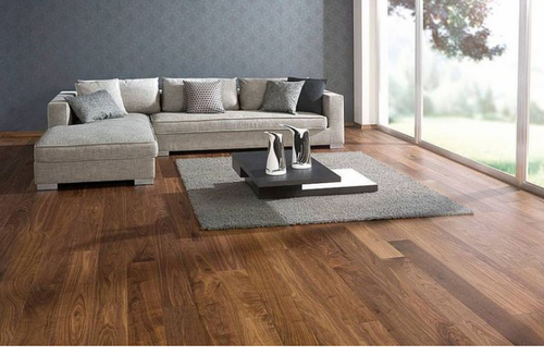 Unique White And Blue Grey Engineered Wood Flooring Rs 350
