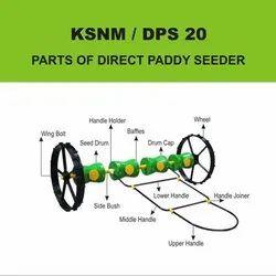 8 Line Manual Seeder