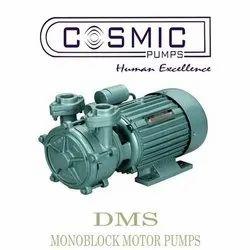 Cosmic Single Phase Electric DMS-2 Centrifugal Monoblock Pump, Motor Speed: 1425 RPM
