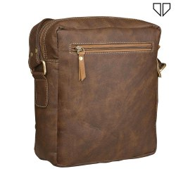 Branded Walrus Messenger Bag