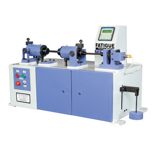 200 Nm blue and white Digital Fatigue Testing Machine, For Industrial,  Packaging Type: Wooden Box, Rs 125000 /piece | ID: 2528889097