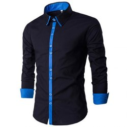 Cotton Made In Africa Mens Party Wear Shirts