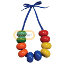 Jumbo Lacing Beads Activity Toys