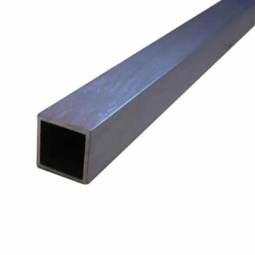 Anodized Aluminum Square Pipe