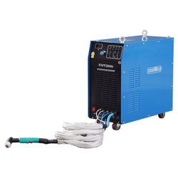 Gas Plasma Cutting Machine