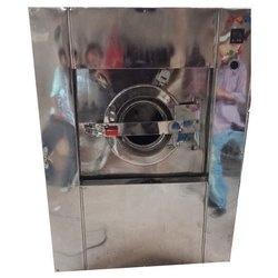 100 Kg Front Loading Washing Machine