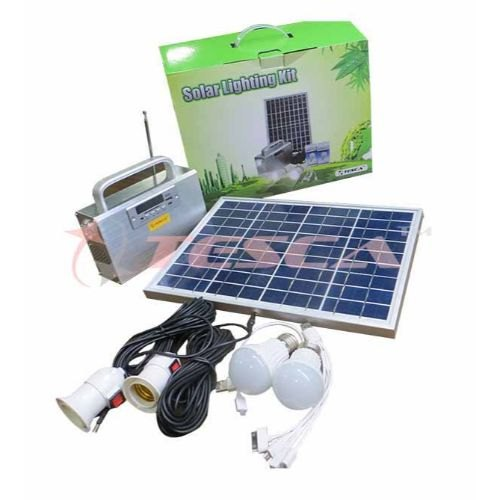 Solar Products Solar Home Lighting System Manufacturer From Jaipur