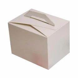 White Paper Wedding Favor Boxes