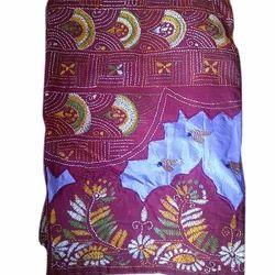 Multicolor Festive Wear Ladies Printed Silk Saree