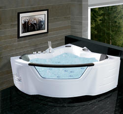 Corner Massage Bath Tub