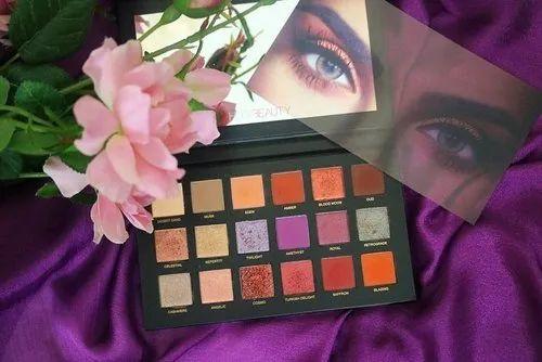 HuDa Beauty New NUDE Eye Rose Shadow Palette 18 Colours
