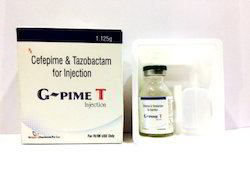 Cefepime & Tazobactum Injection