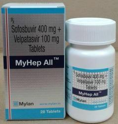 Myhep  All 400mg