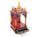 Decorative Wooden Temple