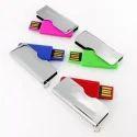 Customized Swivel USB Pendrive