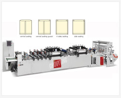 High Speed Bag Making Machine Specially for Central and B