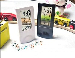 Transparent Display Digital Table Clock & Clock Timer