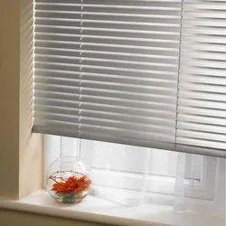 White Plain PVC Venetian Window Blinds